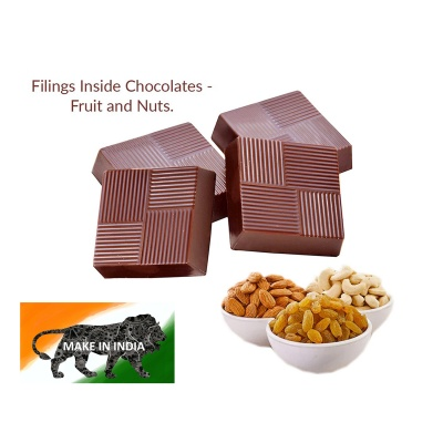 Personalized Fathers Day Chocolates Box with Photograph Name and Message  6 Pcs  00 2nd Last For All 84