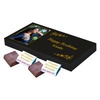 Customized Chocolate Birthday Gifts 18 Pcs  1 Birthday Gift 18A 1