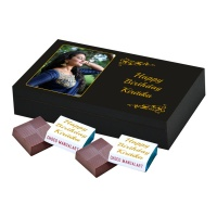 Customized Printed Chocolate for Anniversary  12 pcs  1 Birthday Gift 6A