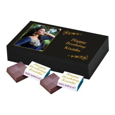 Customized Chocolate Birthday Gifts  6pcs  1 Birthday Gift 6A
