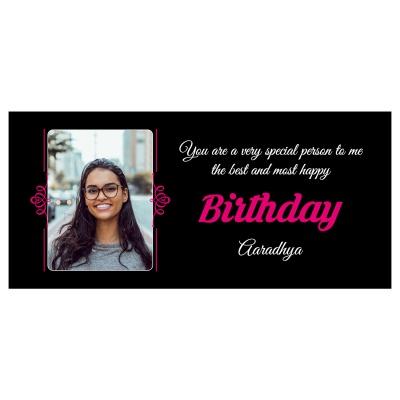 Customized chocolate Birthday Gift with Photo 18 Pcs  10 Birthday Gift 18G