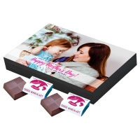 Customized Chocolate Box Gifts for Mother's Day