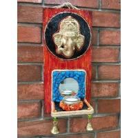 lord ganesha hand made festive tea lights for diwali hitchki dot in 0013