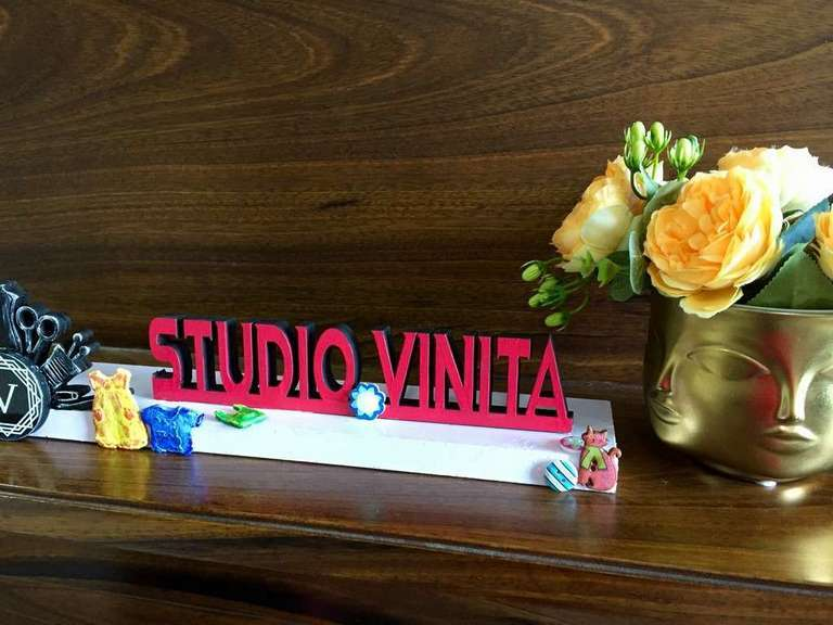 Desk Name Plate for Office Table  wooden crafts artwork house office door wall flat bungalow plaques hand made hitchki dot in personalized gifts 0006