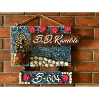 wooden name plates house office door wall flat bungalow plaques hand made hitchki dot in personalized gifts 0036