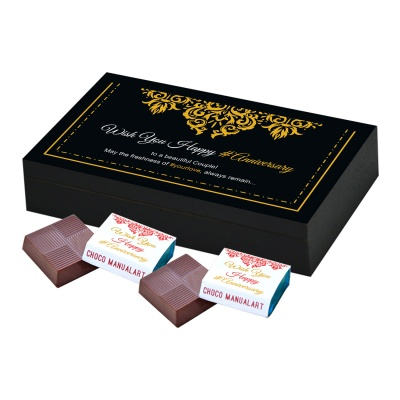 Gift for New Anniversary Occasion  6pcs  Chocolate Gifts for Anniversary Occasion