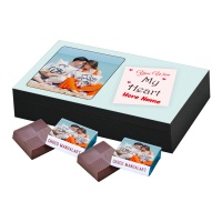 Unique Valentines Day Special Chocolate Gift Box
