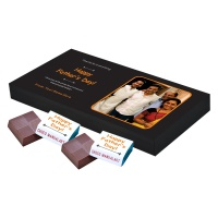 Personalized Father's Day Chocolate Box of Gift