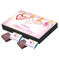 Customized Personalized Mother's Day Chocolate Box