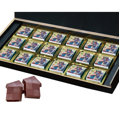 Anniversary Gift with Photo Message and Name Print on Them  18pcs  5 Anniversary 18B
