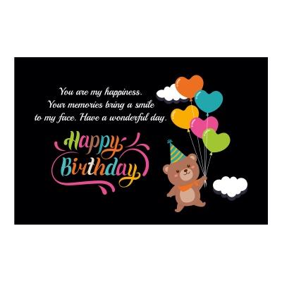 Girlfriend and Boyfriend Chocolate Birthday Gift 12 Pcs  5 Birthday Gift 12E
