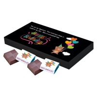 Chocolate Birthday Gift for Your Girlfriend Boyfriend 18 Pcs  5 Birthday Gift 18A