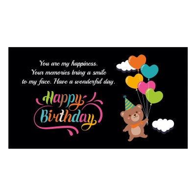 Chocolate Birthday Gift box for Your Girlfriend 6 Pcs  5 Birthday Gift 6E