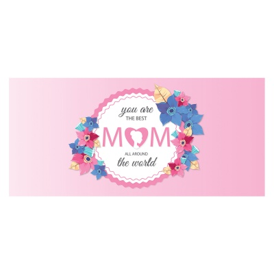 Personalized Mothers chocolate box  18 Pcs  5 Mothes 18D