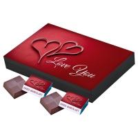 Beautiful Unique Valentines Day Chocolate Box Gift