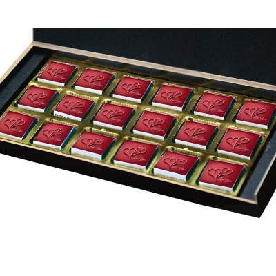 Valentines Day and I You Love Chocolates Gift  18pcs  5 VTDAY 18B