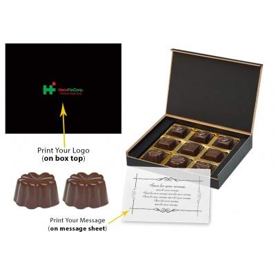 Diwali Festival Chocolate Gift Wooden Box  9 Pcs  51JiqaZguL SL1111