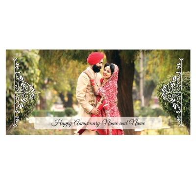 Anniversary Theme with Photo and Message Gift 18pcs  6 Anniversary 18D