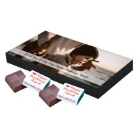 Chocolates with Name Photo and Message 18 Pcs  6 Birthday Gift 18A