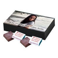 Customized Birthday Chocolate gift For Children 6 Pcs  6 Birthday Gift 6A