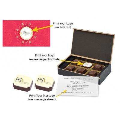 Chocolate Diwali Gift Box  6 Pcs  612wryKo gL SL1111