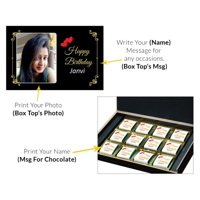 Send and Deliver Personalized Birthday Gifts  12 PCS   7 Birthday Gift 12C