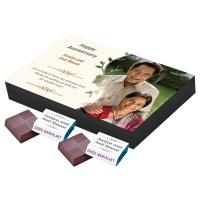 Personalized Customized Chocolate Box with Photo