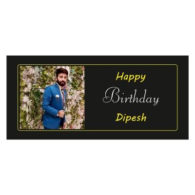 Printed Photo on Chocolate Gift Box 18 Pcs  8 Birthday Gift 18G