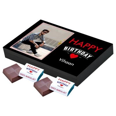 Handmade Chocolate Birthday Gift Boxes 12 Pcs  9 Birthday Gift 12A