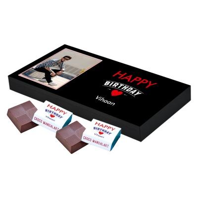 Customized chocolate Birthday Gift Box 18 Pcs  9 Birthday Gift 18A 1