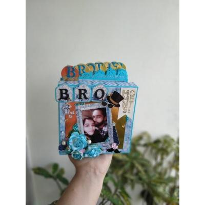 Accordion Tag Box Album  Brother Theme  Accordion tag box album  Brother theme2