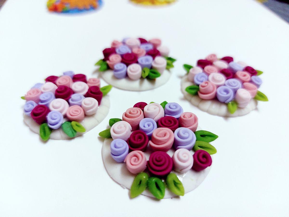 Beautiful Designer Flower Rakhi For Your Brother  designer flower rakhi