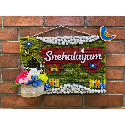 Top Wooden Nameplate Designs for Home Online Hitchki wooden nameplate