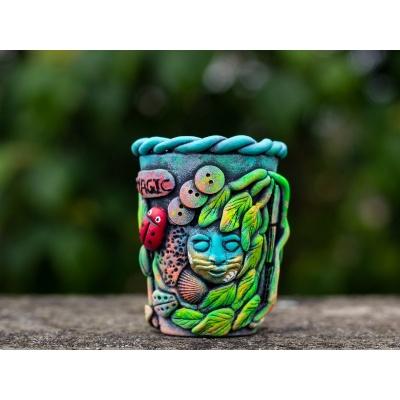 Creative Corner Tea Light Candle Holder  Creative Corner Hitchki Unique Wooden Artworks 0001 4