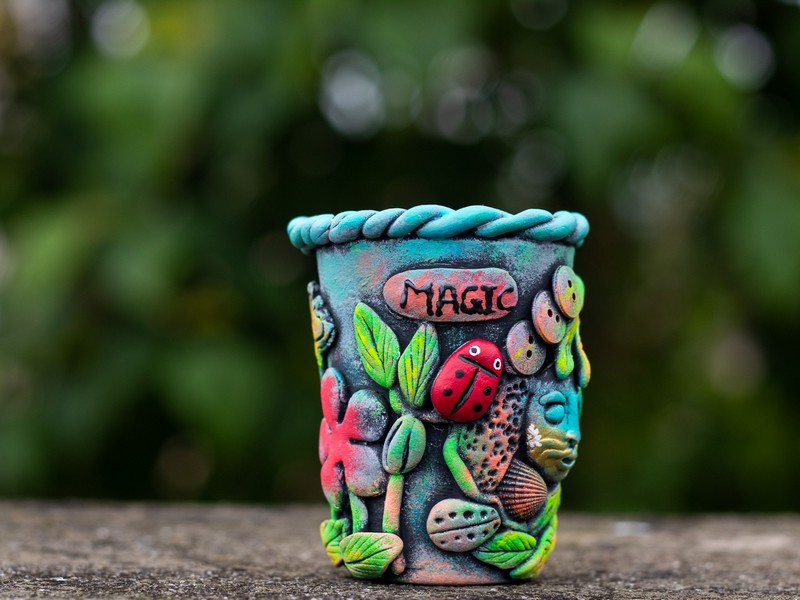 Creative Corner Tea Light Candle Holder  Creative Corner Hitchki Unique Wooden Artworks 0001 5
