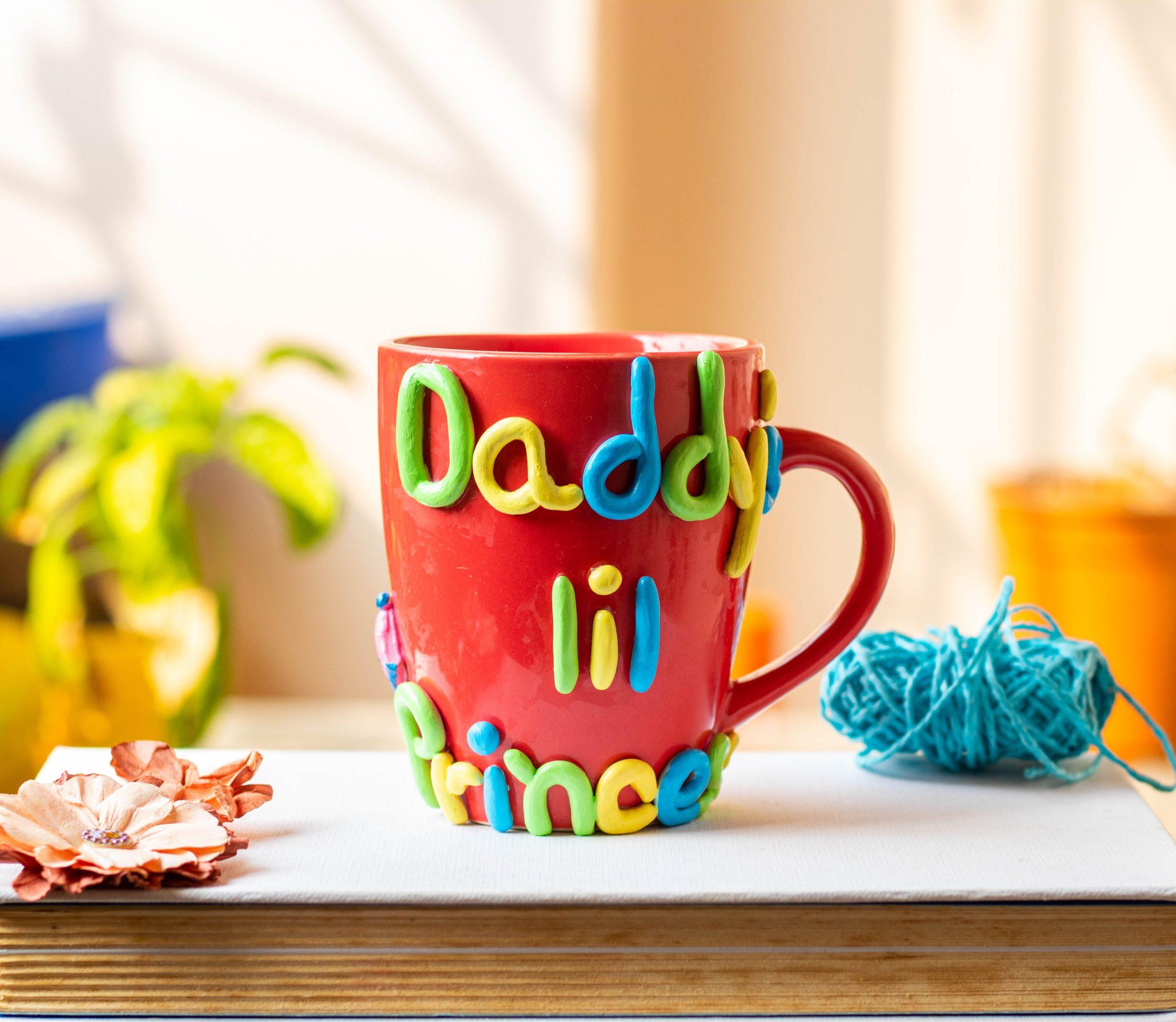 Decorative Coffee Mug Princess Themed  Hitcki Coffee Mug Creative Corner