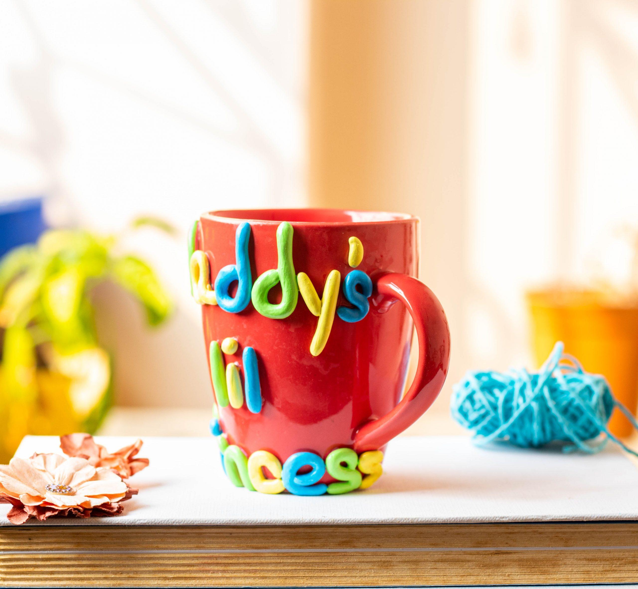 Decorative Coffee Mug Princess Themed  Hitcki Coffee Mug Creative Corner 3