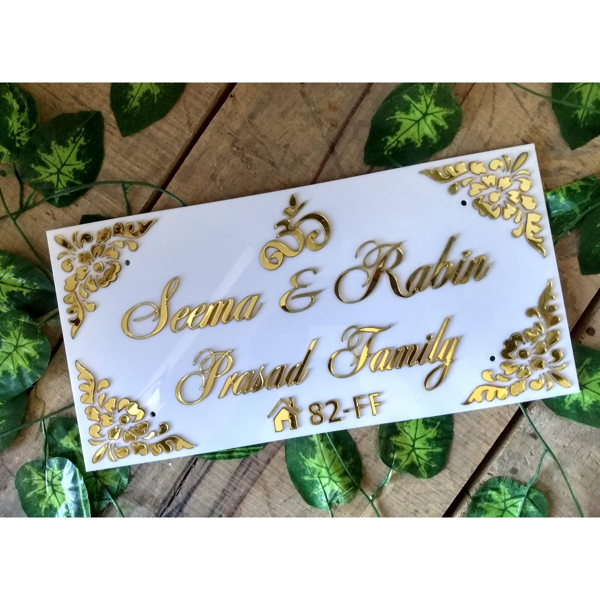 House Name Plate  Acrylic  Premium Collection  House Name Plate  Acrylic  Premium Collection 3
