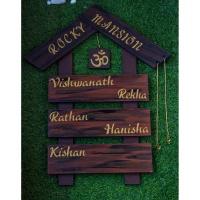 Customized Nameplate Design In Noida Engraved nameplate