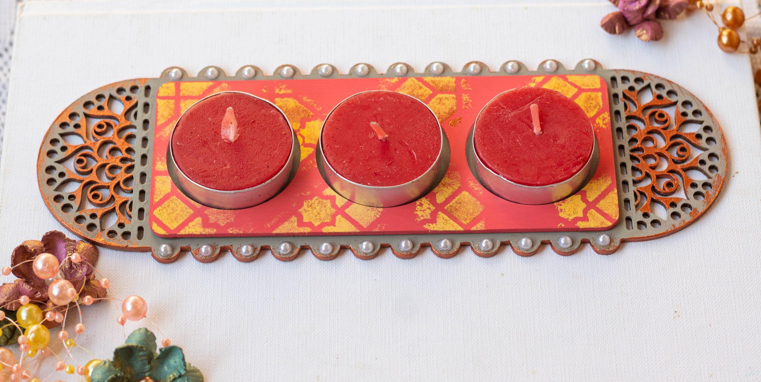 Decorative Tea Light Holders  Decorative Tea Light Holders