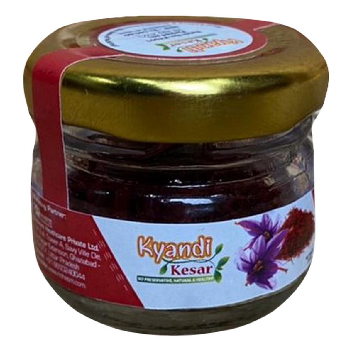 Natural Saffron Kesar Fresh  Healthy