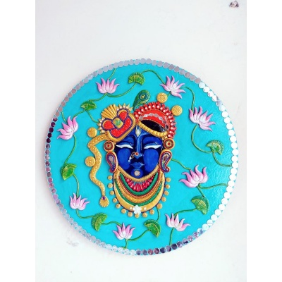 Load Shrinathji Wall Decors For Home  Home Decors Items online