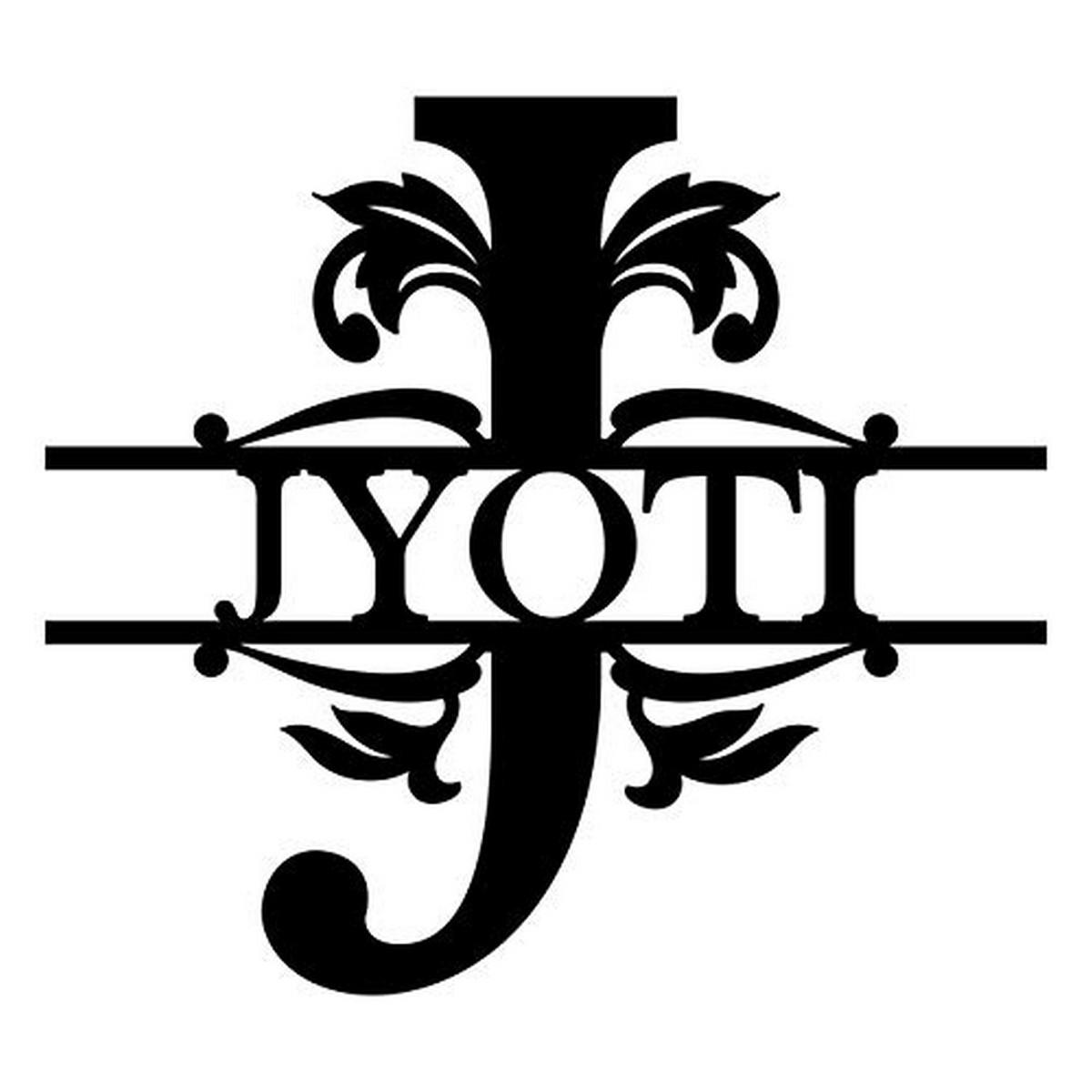 Personalized Monogram Wooden Alphabet  Monogram Wooden Alphabet 1
