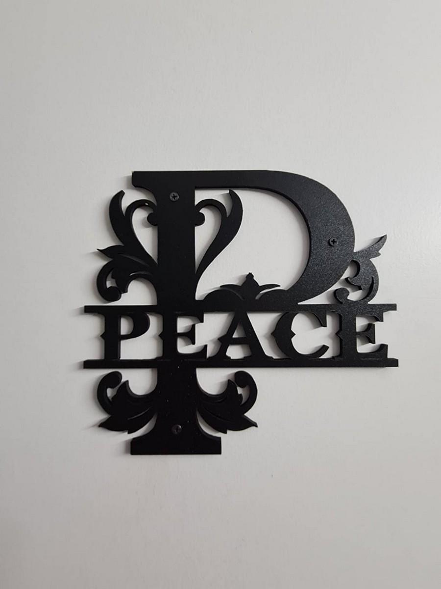 Personalized Monogram Wooden Alphabet  Monogram Wooden Alphabet 6