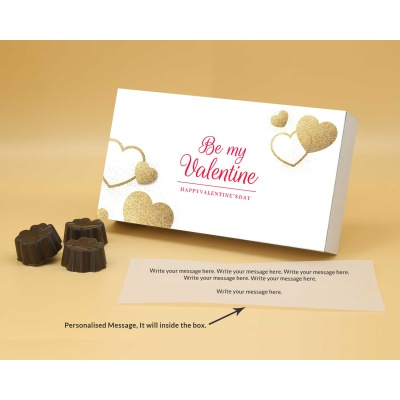 Fruit  Nuts Chocolates For Valentine 12Pcs  Valentaine Day 01FNNP2