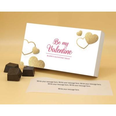 Be My Valentine Chocolates | Roasted Almonds 6Pcs  Valentaine Day 01RANPA
