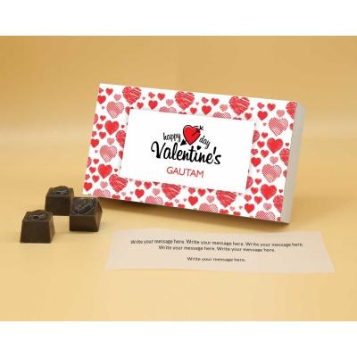 Lovely Chocolate Gift | Butter Scotch 18PCS