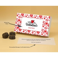 Lovely Chocolate Gift | Fruit  Nuts 18Pcs  Valentaine Day 03FNNP2