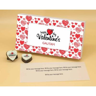 Romantic Heart Valentine Gift 12 Pcs  Valentaine Day 03HAP1