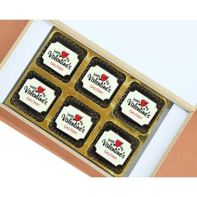 Romantic Valentine Gift 6 Pcs  Valentaine Day 03RAP4